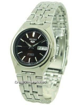 Seiko 5 Automatic 21 Jewels SNK305 SNK305K1 SNK305K Men's Watch