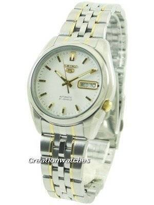 Seiko 5 Automatic 21 Jewels SNK363 SNK363K1 SNK363K Men's Watch