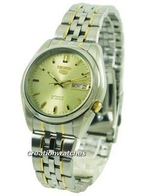 Seiko 5 Automatic 21 Jewels SNK365 SNK365K1 SNK365K Men's Watch