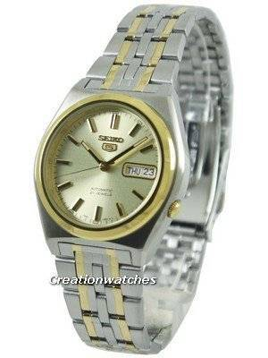 Seiko 5 Automatic 21 Jewels SNK640 SNK640K1 SNK640K Men's Watch