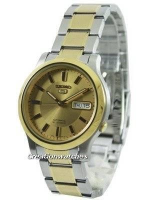 Seiko 5 Automatic 21 Jewels SNK792 SNK792K1 SNK792K Men\'s Watch