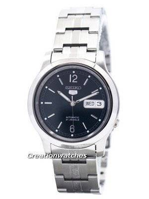 Seiko 5 Automatic SNK801 SNK801K1 SNK801K Men's Watch