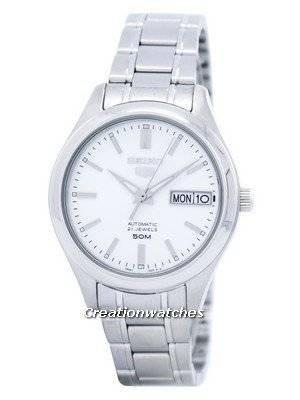 Seiko 5 Classic Automatic 21 Jewels SNK887 SNK887K1 SNK887K Women's Watch