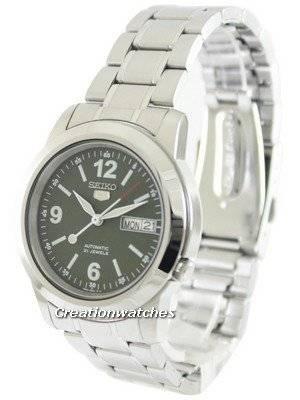 Seiko 5 Automatic 21 Jewels SNKE59 SNKE59K1 SNKE59K Men's Watch