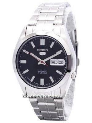Seiko 5 Automatic 21 Jewels Japan Made SNKE87 SNKE87J1 SNKE87J Men's Watch