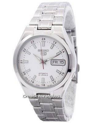 Seiko 5 Automatic 21 Jewels Japan Made SNKG17J1 SNKG17J Men's Watch