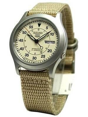 Seiko Automatic Sports SNKH65J1 SNKH65J SNKH65 Men's Watch