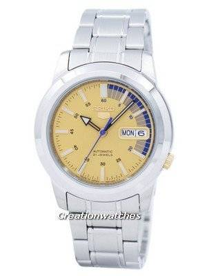 Seiko 5 Automatic Japan Made SNKK29 SNKK29J1 SNKK29J Men's Watch