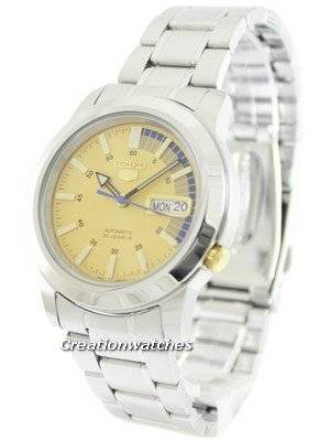Seiko 5 Automatic 21 Jewels SNKK29K1 SNKK29K Men's Watch