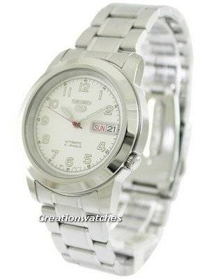 Seiko 5 Automatic 21 Jewels SNKK33 SNKK33K1 SNKK33K Men's Watch