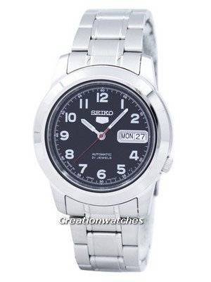 Seiko 5 Automatic Japan Made SNKK35 SNKK35J1 SNKK35J Men's Watch