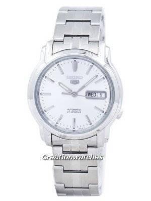 Seiko 5 Automatic 21 Jewels SNKK65 SNKK65K1 SNKK65K Men's Watch