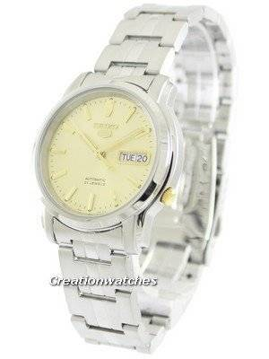 Seiko 5 Automatic 21 Jewels SNKK69 SNKK69K1 SNKK69K Men's Watch