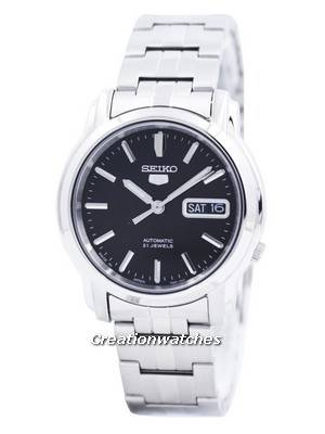Seiko 5 Automatic 21 Jewels Japan Made SNKK71 SNKK71J1 SNKK71J Men's Watch