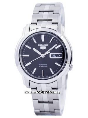 Seiko 5 Automatic 21 Jewels SNKK71 SNKK71K1 SNKK71K Men's Watch