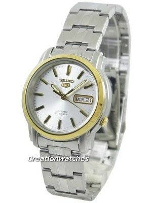 Seiko 5 Automatic 21 Jewels SNKK72 SNKK72K1 SNKK72K Men's Watch