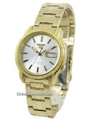 Seiko 5 Automatic 21 Jewels SNKK74 SNKK74K1 SNKK74K Men's Watch