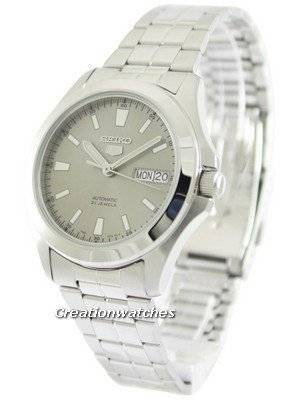 Seiko 5 Automatic 21 Jewels SNKL03 SNKL03K1 SNKL03K Men's Watch