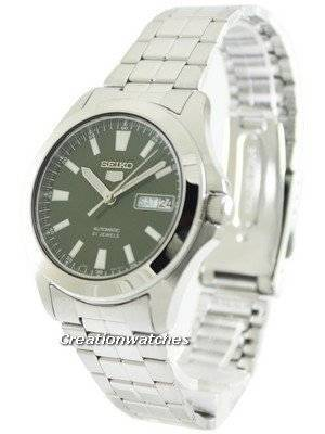 Seiko 5 Automatic 21 Jewels SNKL05 SNKL05K1 SNKL05K Men's Watch