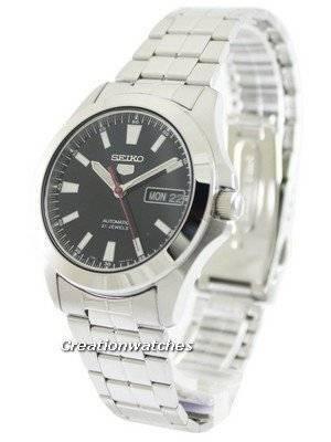Seiko 5 Automatic 21 Jewels SNKL09K1 SNKL09K Men's Watch