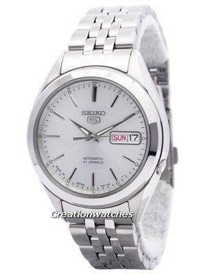 Seiko 5 Automatic 21 Jewels Japan Made SNKL15 SNKL15J1 SNKL15J Men's Watch