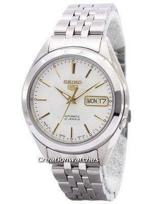 Seiko 5 Automatic 21 Jewels Japan Made SNKL17 SNKL17J1 SNKL17J Men's Watch