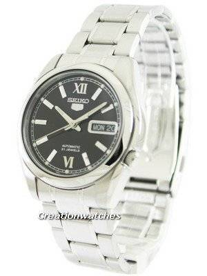 Seiko 5 Automatic 21 Jewels SNKL55K1 SNKL55K Men's Watch