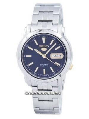 Seiko 5 Automatic SNKL79 SNKL79K1 SNKL79K Men's Watch