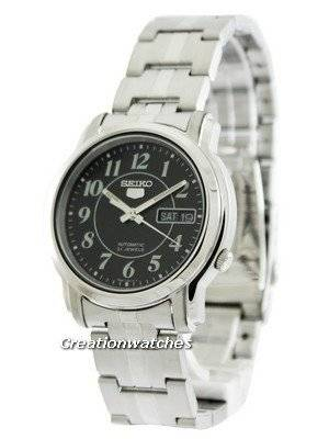 Seiko 5 Automatic 21 Jewels SNKL93 SNKL93K1 SNKL93K Mens Watch
