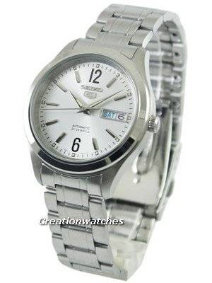 Seiko 5 Automatic 21 Jewels SNKM53 SNKM53K1 SNKM53K Men's Watch
