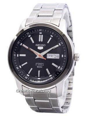 Seiko 5 Automatic 21 Jewels SNKM89 SNKM89K1 SNKM89K Men's Watch