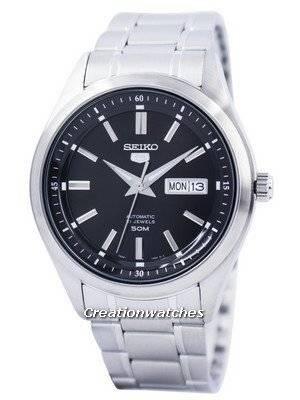 Seiko 5 Automatic 21 Jewels SNKN89 SNKN89K1 SNKN89K Men's Watch