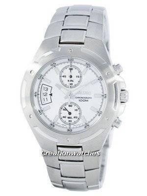 Seiko Chronograph Quartz SNN125 SNN125P1 SNN125P Men's Watch