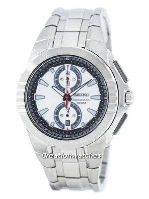 Seiko Chronograph Quartz SNN143 SNN143P1 SNN143P Men's Watch