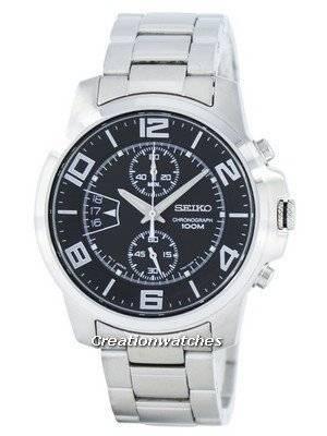 Seiko Chronograph Quartz SNN167P2 Men's Watch