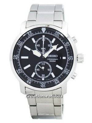 Seiko Chronograph SNN223 SNN223P1 SNN223P Men's Watch