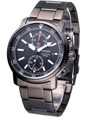 Seiko Chronograph SNN229P1 SNN229P SNN229 Men's Watch