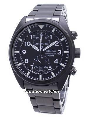 Seiko Chronograph SNN233 SNN233P1 SNN233P Men's Watch