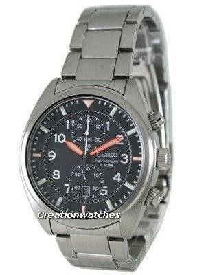 Seiko Chronograph Sports SNN235 SNN235P1 SNN235P Men's Watch