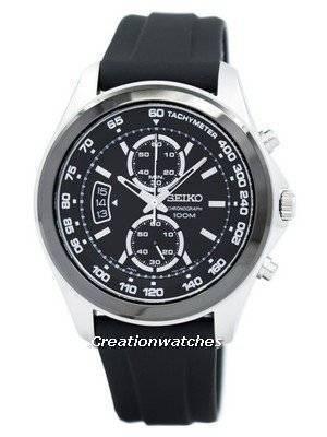 Seiko Quartz Chronograph SNN257P2 Men's Watch