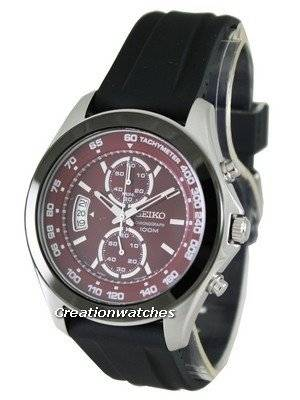 Seiko Quartz Chronograph SNN263 SNN263P1 SNN263P Men's Watch