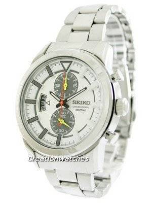 Seiko Chronograph SNN281P1 SNN281P Men's Watch