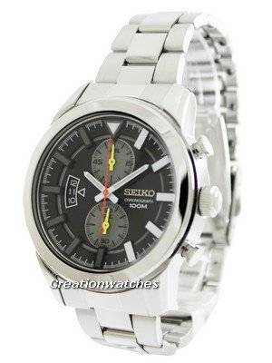 Seiko Chronograph SNN289P1 SNN289P Men's Watch