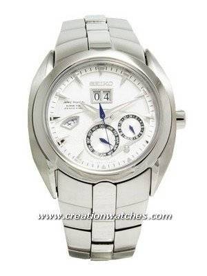 Seiko Arctura Kinetic Perpetual Calendar SNP029P1 SNP029P SNP029 Mens Watch