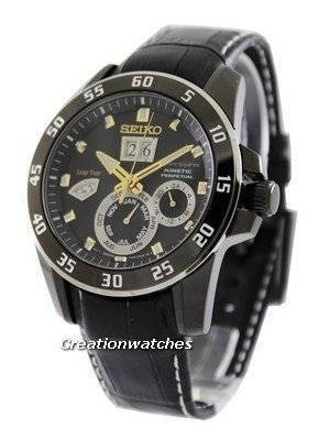 Seiko Sportura Kinetic Perpetual SNP089 SNP089P1 SNP089P Men's Watch