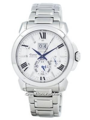 Seiko Premier Kinetic Perpetual Calendar SNP139 SNP139P1 SNP139P Men's Watch