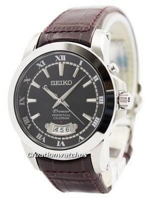 Seiko Premier Perpetual Calender SNQ149 SNQ149P1 SNQ149P Men's Watch