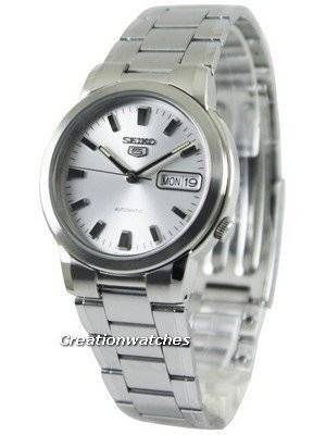 Seiko 5 Automatic Silver Dial SNXE89 SNXE89K1 SNXE89K Men's Watch