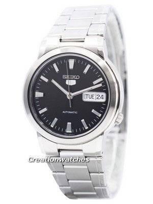 Seiko 5 Automatic Black Dial SNXE91 SNXE91K1 SNXE91K Men's Watch