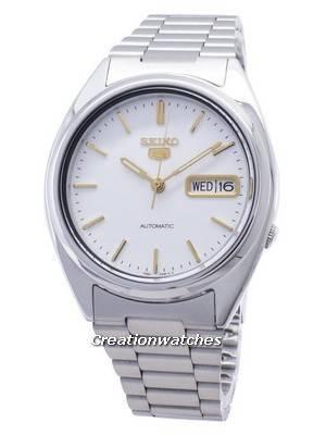 Seiko 5 Automatic 21 Jewels SNXG47 SNXG47K1 SNXG47K Men's Watch